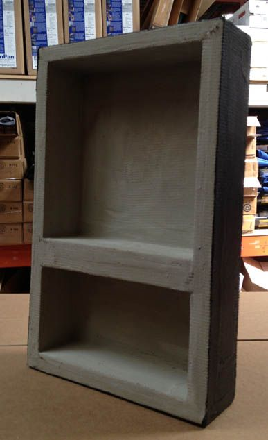 Preformed Ready To Tile Recess Shower Niches Wide 12 X 22 With