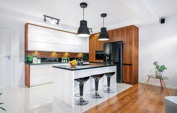 Kuchnia Z Wyspa Aranzacje Pomysly Inspiracje Max Kuchnie Home Decor Furniture Decor