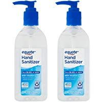Equate Hand Sanitizer Kills 99 99 Of Germs 12 Oz Pack Of 2