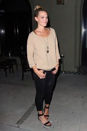 Molly Sims Leggings