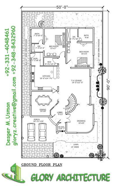 Islamabad Pakistan House Plan Free House Plans Beautiful House Plans 10 Marla House Plan