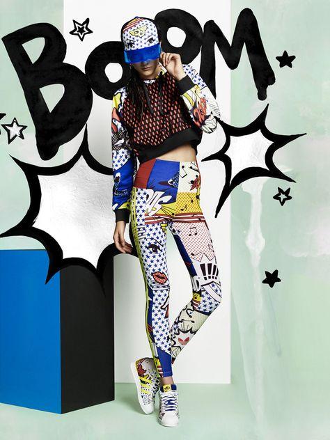 adidas Originals by Rita Ora SS 2015 Super Pack
