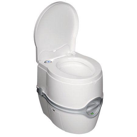 Thetford 92306 Porta Potti 565e Marine Boat Toilet With Battery Powered Electric Flush Mu Camping Toilet Portable Toilet Portable Toilet For Camping