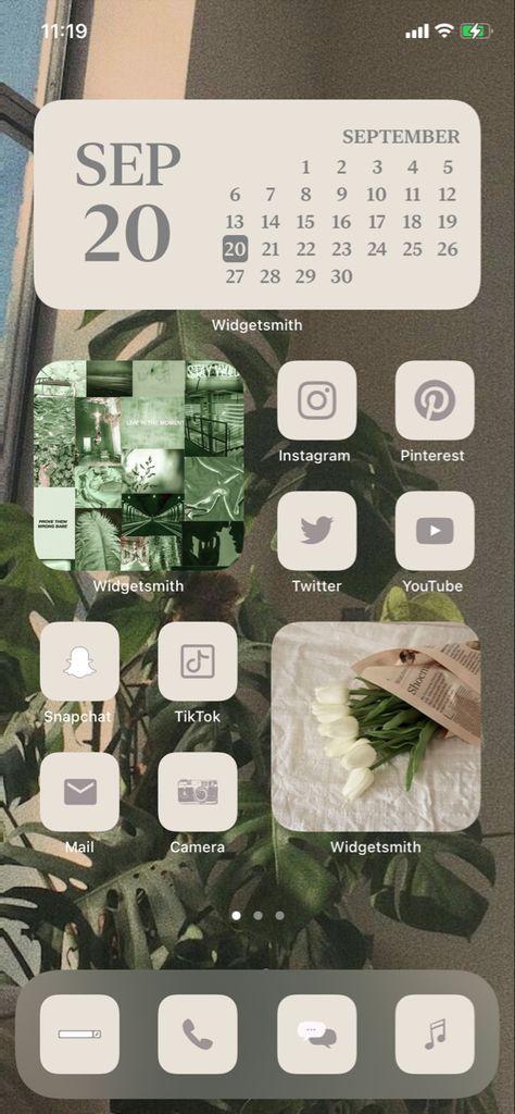 iOS 14 Aesthetic