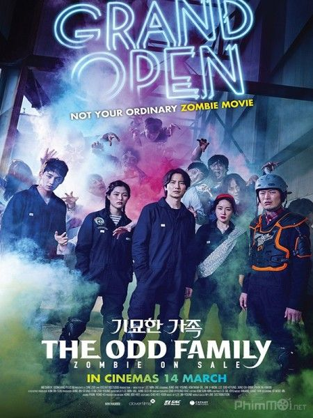 Zombie đại Hạ Gia The Odd Family Zombie On Sale 2019 Full Hd Vietsub Cine Peliculas Japonesas Series Y Peliculas