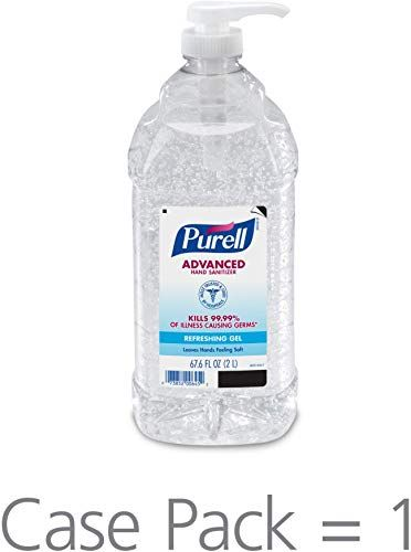 Amazing Offer On Purell Advanced Hand Sanitizer Refreshing Gel