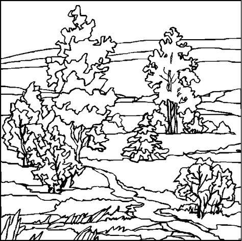 malvorlagen landschaften gratis download quickly - tiffanylovesbooks