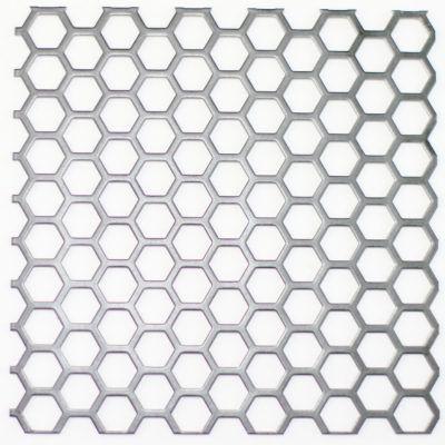 Perforated Metal Aluminium Sheet Mesh Sheet Metal By Meshstore Qld In 2020 Perforated Metal Metal Sheet Decorative Metal Sheets
