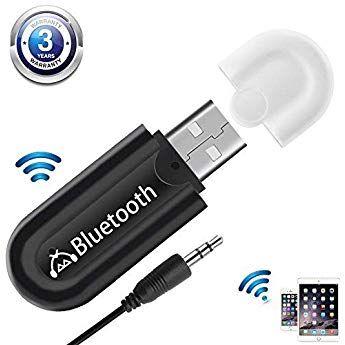 Mini Usb Recepteur Bluetooth Et 3 5mm Jack Sortie Audio Double Recepteur Audio A2dp Music Stream Dongle Pour Voiture Pc Tv Hau Sistema De Audio Usb Bluetooth