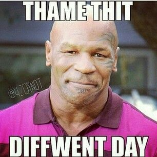 Pin On Mike Tyson Memes