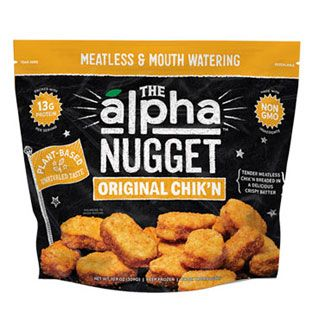 The Alpha Nugget Original Chik N Nuggets By Alpha Foods Food On The Go Snacks Ideal Protein