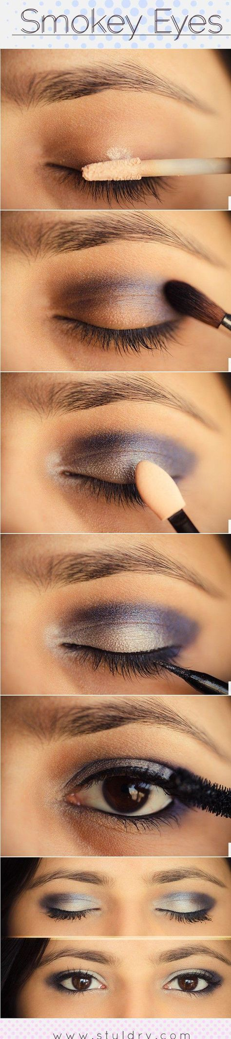 easy-to-do smokey eye