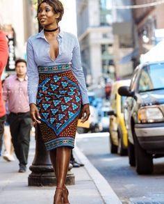 cool ~DKK ~ Latest African fashion, Ankara, kitenge, African women dresses, African p.