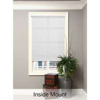 Blackout Roller Shades From Home Depot With Images Roller