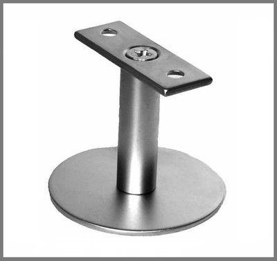 TC100V Vertical Handrail Bracket Flat Top Plate | Hardware | Pinterest | Handrail  Brackets, Stainless Steel Handrail And Steel Handrail