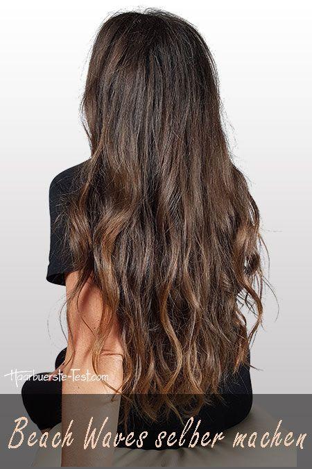 Frisuren Anleitungen Tutorial Schritt Fur Schritt Mit Bildern Praxis Tests In 2020 Locken Machen Locken Selber Machen Lange Haare