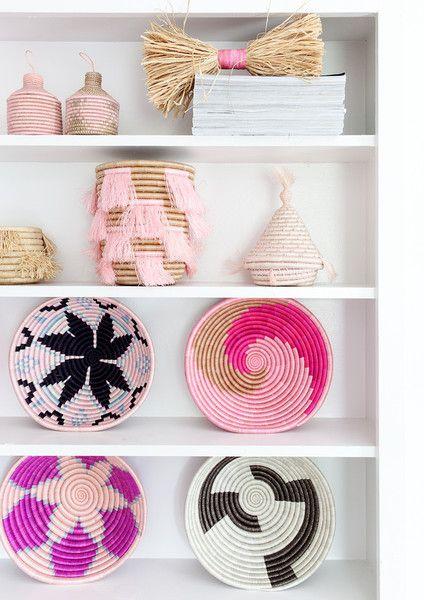 Think Pink - A Creative Director's Modern-Meets-Global Beach House - Photos