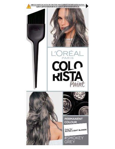 درجات لون صبغة رمادي غامق اشقر و بلاتيني الانواع و طريقة الصبغ صبغة رمادي صبغة لوريال Platinumblonde Platinumblonde Platinumhair Grey Dye Hair Beauty
