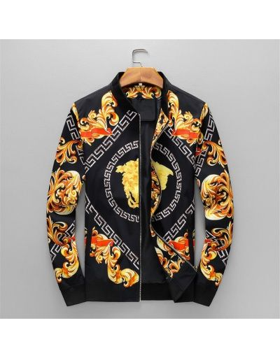 Jackets In For Men632809 Versace 2019Jacket oerdBQCWx