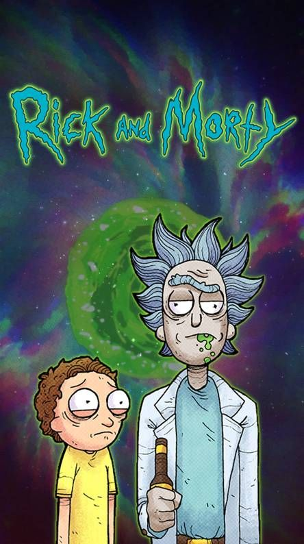 1080p Rick And Morty Wallpaper Desktop