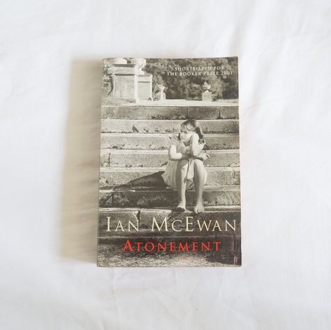 Atonement By Ian Mcewan Sold Bookstore Online Bookstore Book Cover