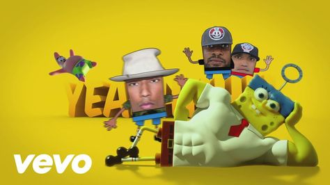N.E.R.D - Squeeze Me (from The Spongebob Movie: Sponge Out Of Water)