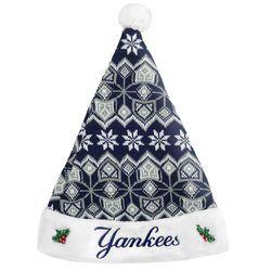 New York Yankees Camouflage Light Up Printed Beanie