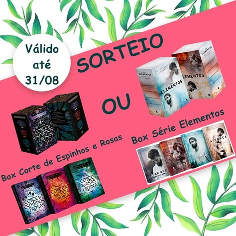 Promocao 262 Super Box Sorteio Promocao E Rosas