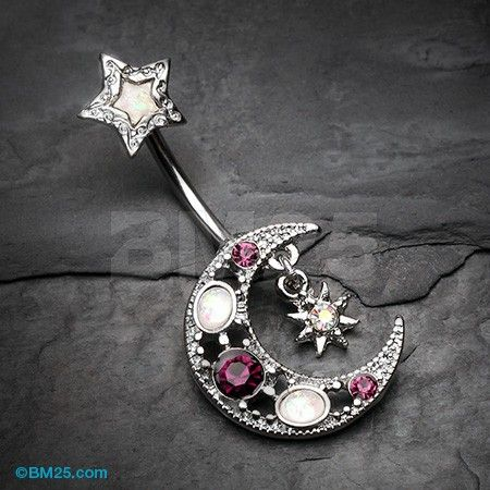 Anazoz Jewelry Stainless Steel Womens Stud Earrings Geometric Black Earring For Women 10x17MM