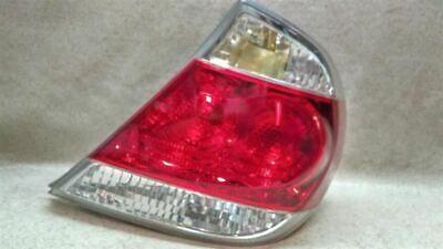 Passenger Right Tail Light Chrome Trim Fits 05 06 Toyota Camry E4 179857 In 2020 Toyota Camry Camry Tail Light