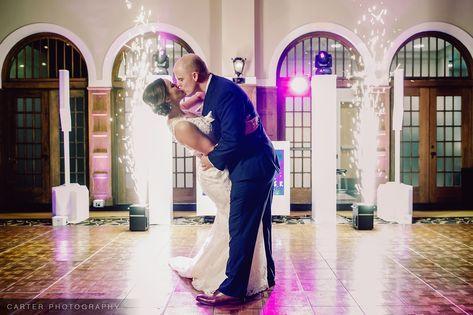 Venue: Iowa Memorial Union Photo: Carter Photo DJ: @clifedjco #coldsparks #DJ #firstdance #sparklers #sparklersendoff #sparklerweddingpictures #firstdancepicture #weddingexitideas #weddingphotos #photography #wedding #iowawedding #iowa #iowaweddingvenue #iowaweddingdj