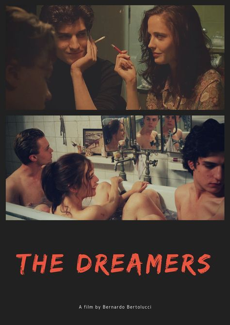 Movie Poster | The Dreamers (2003) #90SJeans #90SEdit #90SNails in ...