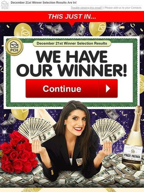 I would like to claim the SuperPrize from PCH and have representatives from the Prize Patrol bring me the check, balloons, champagne and the poster board with my name on it. This would make my day and change my life forever.