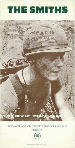 r/Music - The Smiths - Meat Is Murder [Post-Punk/Alternative Rock]