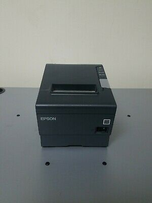 Epson Tm T88v M244a Pos Point Sale Usb Serial Thermal Printer Epson Decorative Boxes