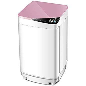 Giantex Full-Automatic Washing Machine Portable Washer and ...