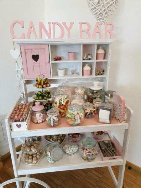 Candy Bar Mit Glaser Ohne Inhalt Candy Bar In Baden Wurttemberg Leutkirch Im Allgau Candy Bar Hochzeit Bar Candybar