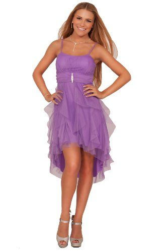 High Low Dresses for a Dance