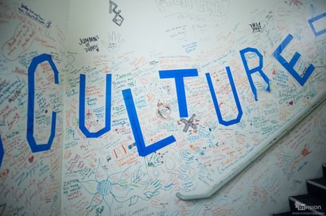 Zappos Culture Wall