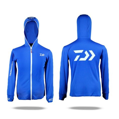 Shimano Hoodie Sweatshirt Fishing and Cycling Sport Hiking Clothes Shirt Quick-D