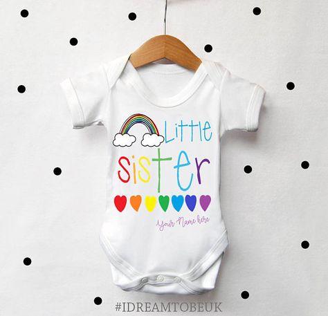 Bibs /& Baby Vest Milestone