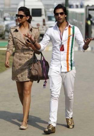 Deepika And Siddharth Mallya Deepika Padukone Deepika Padukone Height Fashion