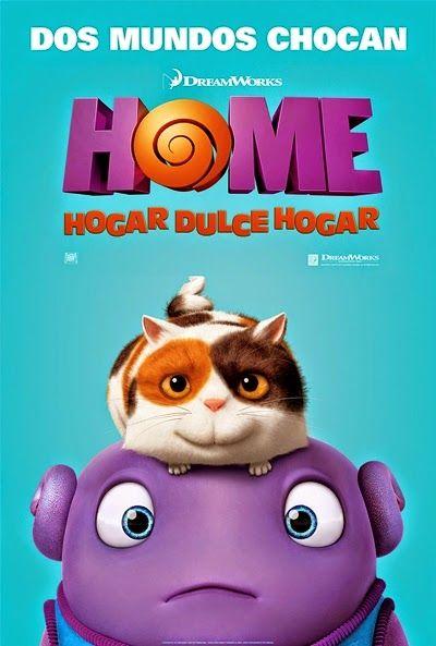 Home Hogar Dulce Hogar Dreamworks El Nino Pelicula Peliculas