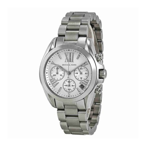 7a2bebc2ce99 Michael Kors Watches Mini Bradshaw Chronograph Stainless Steel Watch      Click image to review more details. (This is an Amazon Affiliate link and I  receive ...