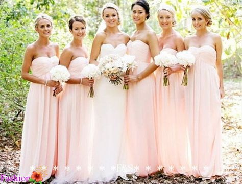 Bush Pink Bridesmaid Dress 6e70704d91ce