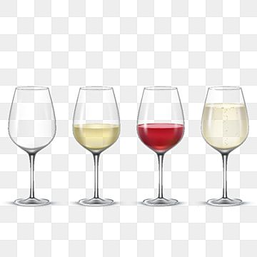 Set Transparent Vector Wine Glasses Glass Clipart Wine Glass Png And Vector With Transparent Background For Free Download In 2021 Wine Images Cocktails Vector Wine