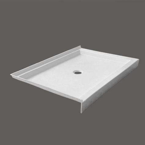 48 X 32 In Double Threshold Right Hand Shower Base Shower Base
