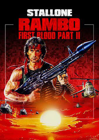 Watch Rambo: First Blood Part 2 on Vudu | Rambo in 2019 | First