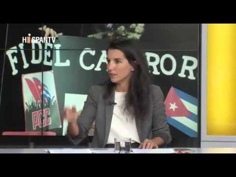 Fidel Castro: la lección de Rocío Monasterio a los castristas en televisión-Video – The Bosch's Blog