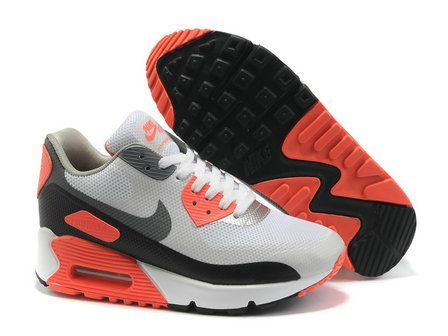 nike air max 90 hyperfuse mens black red white furniture